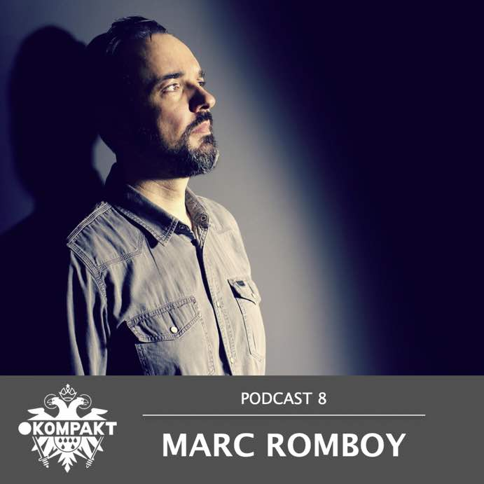 Marc Romboy Kompakt Podcast 8