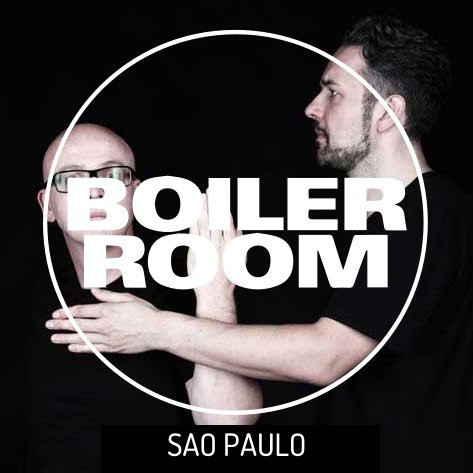 Marc Romboy back 2 back Stephan Bodzin Boilerroom