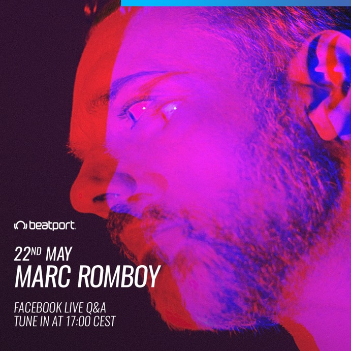 Marc Romboy - Systematic Recordings Artist